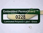 Custom PermaGuard Property ID Tags