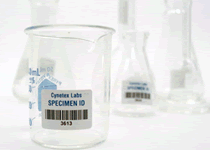 Laboratory Barcode Labels