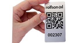 All Custom Barcode Label Designs