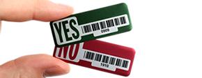 More Custom Printed Barcodes