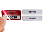 Multi-Part Property ID Tags