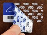 StealGuard Tamperproof Labels