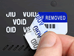 Warranty Barcodes