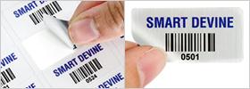 Affordable asset labels