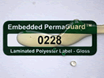 Custom PermaGuard Property ID Tags