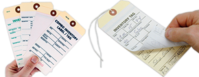 Inventory Stock Hang Tags