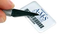 AlumiGuard® Metal Asset Tags