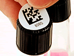 "Small ""Dot"" Barcode Labels"