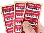 AlumiGuard<sup>&reg;</sup> Property Tags