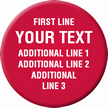 Custom Circle Tag, Add Text Upto 5 Lines