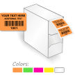 Customizable Barcode Numbering and Text Label