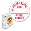 Calibration Void By, 3/4