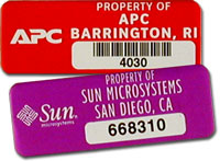 Add Logos to Your Property Identification Tags