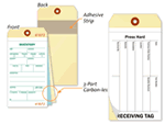 Combo Inventory Tag / Label Designs