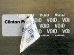 Economy Tamperproof Labels