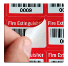 Pre-Numbered Asset Tags & Labels