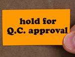 Fluorescent Quality Control Labels