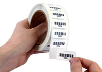 In-Stock Barcode Labels