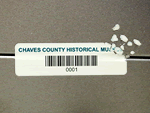 Security Barcode Labels - Plastic