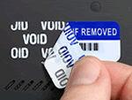 Warranty Barcodes