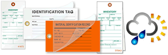Inventory Tags and Inventory Labels