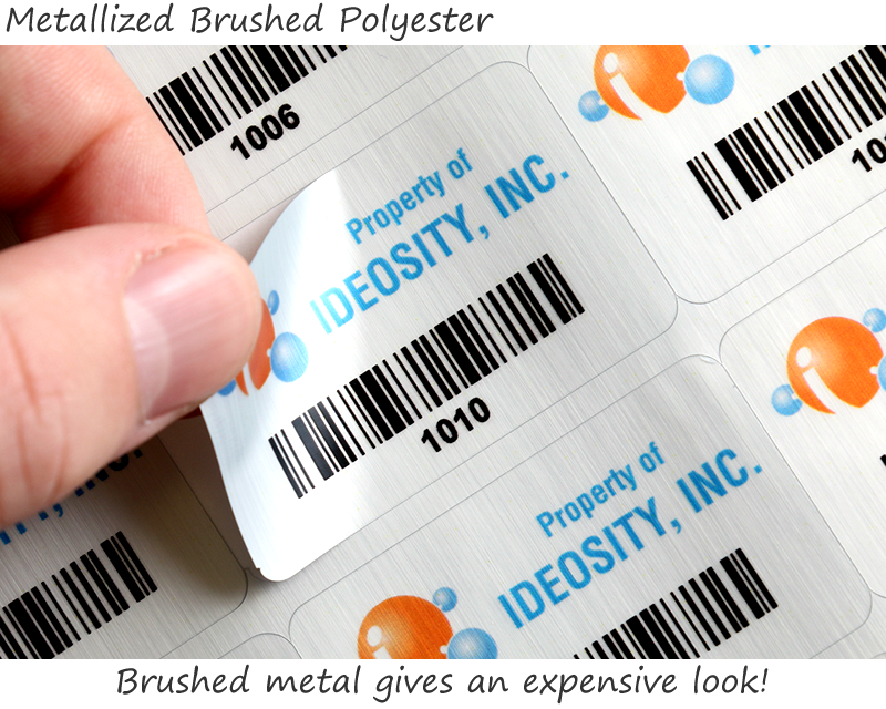 economy asset labels tags wide custom range econoguard