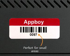 Custom Labels, 0.5 Inch x 1.25 Inch