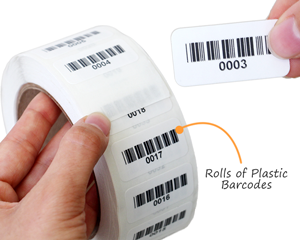 Consecutive Barcode Labels