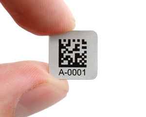 Square Barcode Designs