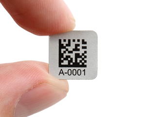 Square Barcode Designs