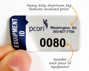 Equipment ID Tag