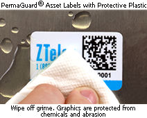 PermaGuard<sup>®</sup> Asset Labels