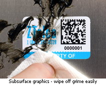 PermaGuard subsurface graphics