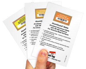 various adhesive mat b pack