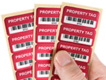 AlumiGuard<sup>&reg;</sup> Property Tags