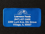 Anodized Metal Tags Quote