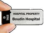 Hospital Asset Tags