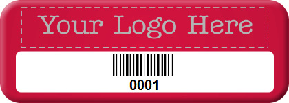 how to create your own barcode asset tags