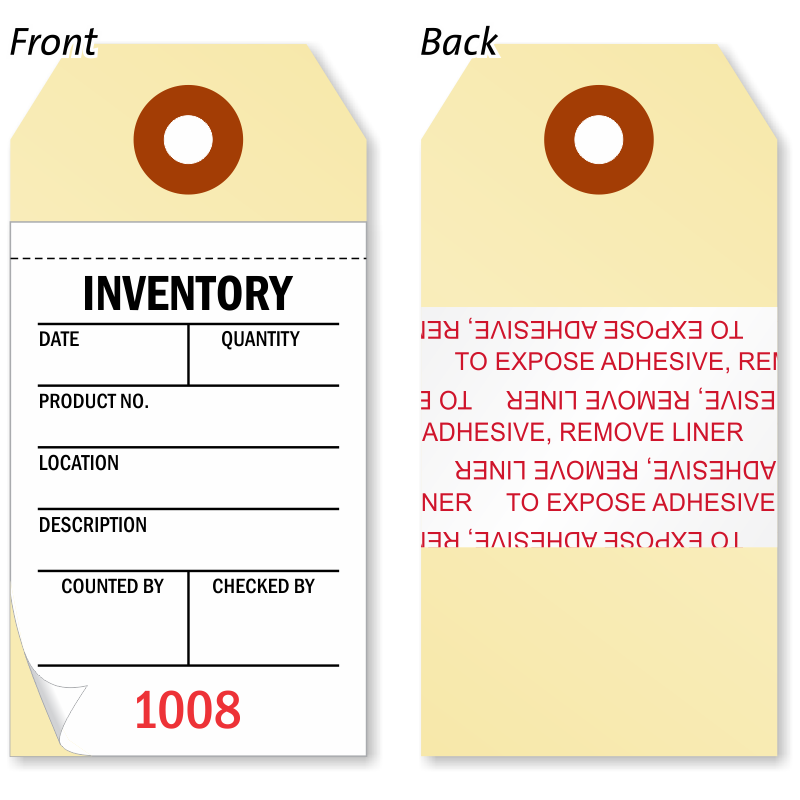 inventory tagging