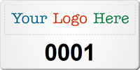 Create SunGuard Logo Number Asset Tags