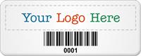 Create SunGuard Logo Barcode Asset Tags