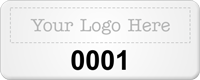 Design Your Logo Tag with Numbering