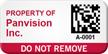 Custom 2D Do Not Remove Asset Label