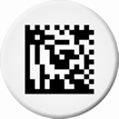 Customizable 2D Barcode Asset Tags