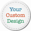 Custom Tag, Add Own Design (Full Color)