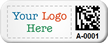 Create Small 2D Barcode Logo Tags (Full Color)