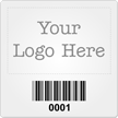 Square Custom Template - Barcode