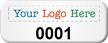 Custom SunGuard Logo Numbering Asset Tags