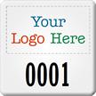 Design SunGuard Logo Number Asset Tags