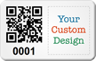 Design SunGuard QR Code Logo Asset Tags